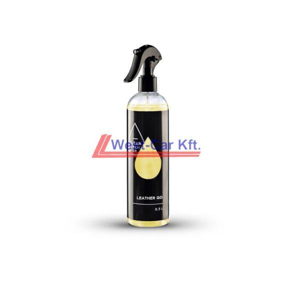 Leather QD - Gyors bőrtisztítás - ápolás 0,5L Cleantech Co