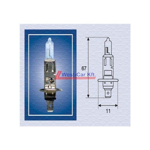 Magneti Marelli H1 12V 55W izzó +50% fényerő