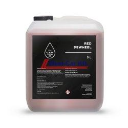 Red DeWheel - Ph semleges felni tisztító 5L Cleantech Co