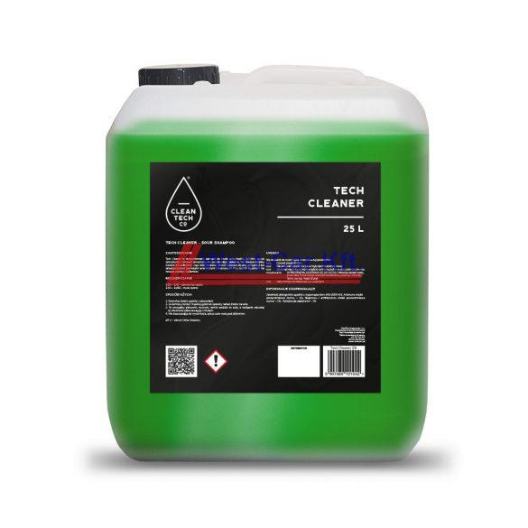 Tech Cleaner Prémium autósampon 25L Cleantech Co