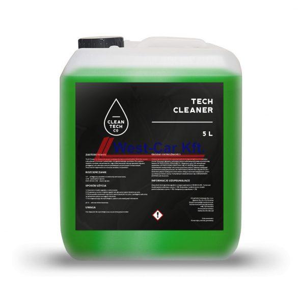 Tech Cleaner Prémium autósampon 5L Cleantech Co