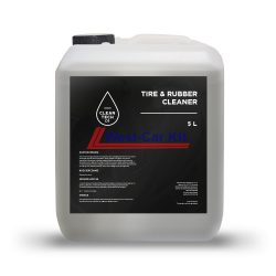 Tire and Rubber Cleaner - A gumiápoló 5L Cleantech Co