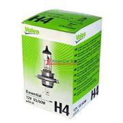 Valeo H4 Essential fényszóró izzó 12V 60/55W