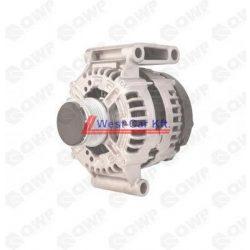 Fiat Ducato 2.3 Motorkód F1AE0481D, Peugeot Boxer Citroen Jumper 2.2   Motorkód 4HU (P22DTE), felújított cseredarabos generátor