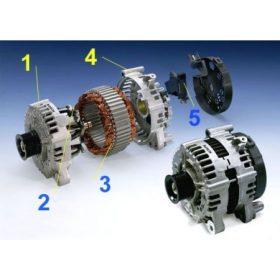 Electric parts