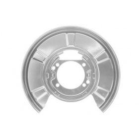 Brake disc dust cover